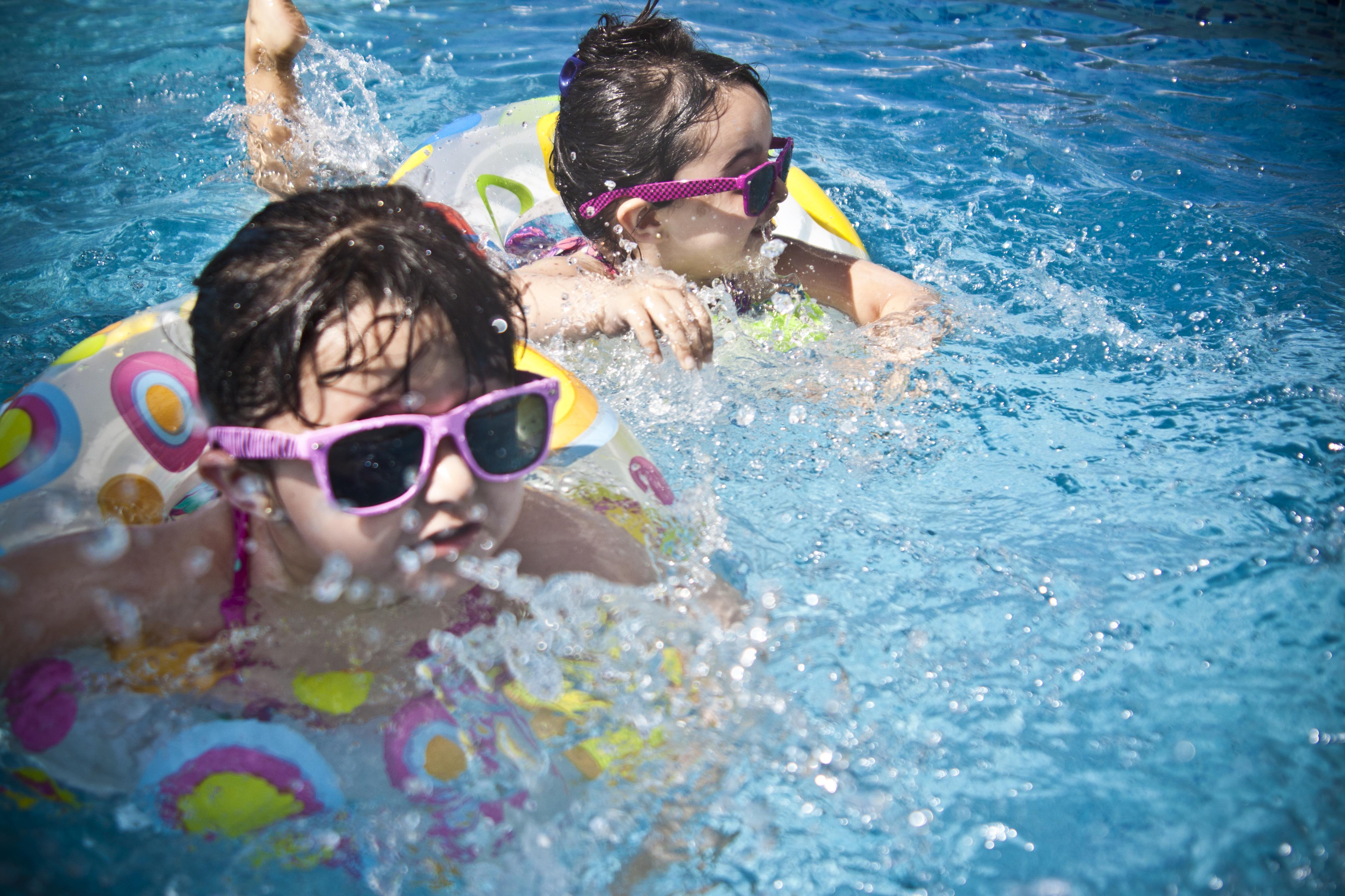 Laste ujumise prillid